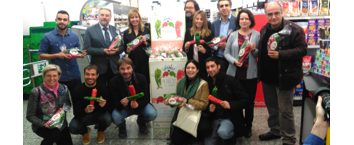 'PEPPERS FOR CANCER' BROKE FUNDRAISING RECORD WITH 82,833 EUROS
