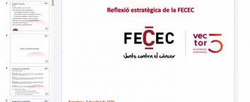 La FECEC ha organitzat dues sessions de reflexió estratègica per afrontar la crisi de COVID-19